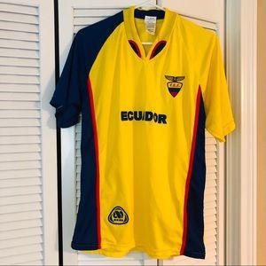 Other - Ecuador Men's Soccer Jersey Size Small
